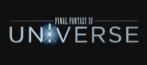 FFXV Universe logo