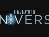 Вселенная Final Fantasy XV