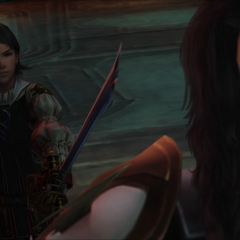 Larsa and Vayne.