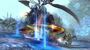 Lightning Strikes Aspect of Chaos FFXIV