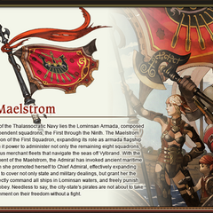 Arte do Maelstrom por <a href=