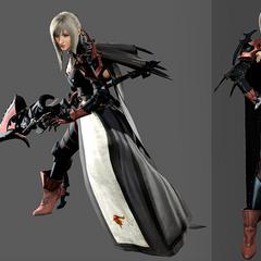 Character models.