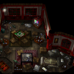 Room in Corneo's Mansion.