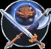 NES FF1 Graphic