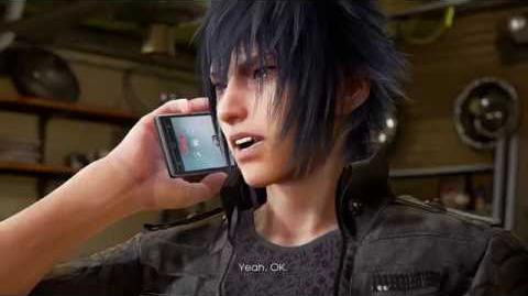 TEKKEN 7 - Noctis Lucis Caelum Reveal Trailer PS4, XB1, PC