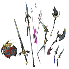 Firion's Weapon Pack II.