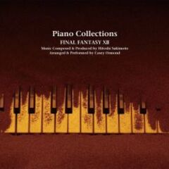<i>Piano Collection: Final Fantasy XII</i>.