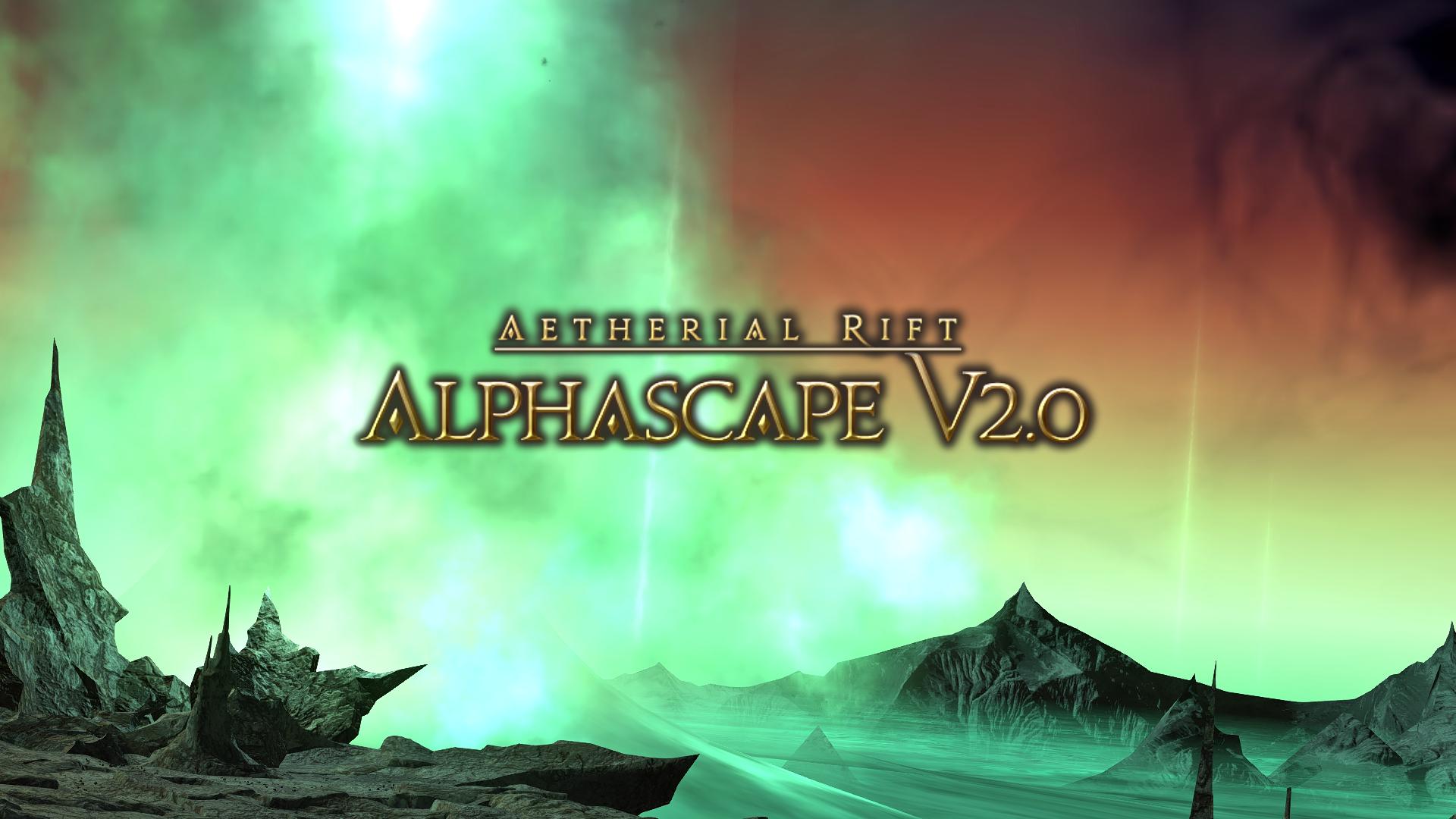 Alphascape V2 0   Final Fantasy Wiki   FANDOM powered by Wikia