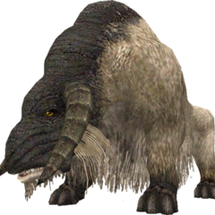 A ram in <i>Final Fantasy XI</i>.