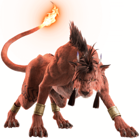 Red XIII from FFVIIR(1)
