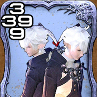 Alisaie and Alphinaud.