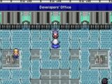Developer's Office (Final Fantasy IV -Interlude-)