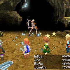 <i>Final Fantasy III</i> (<a href=