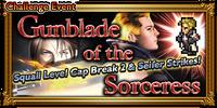 FFRK Gunblade of the Sorceress Event