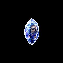 Rude's Memory Crystal.