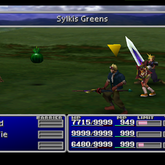 Sylkis Greens in <i>Final Fantasy VII</i>.