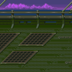 Battle background (Outside) (SNES).