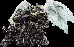 FFXV Alexander Prime