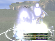 FFx-2 Smash Homing Ray
