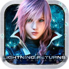 <i>Lightning Returns: Final Fantasy XIII</i> icon.