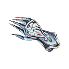 Official art of Mythril Gloves from <i>Final Fantasy</i> and <i>Final Fantasy II</i>.