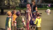 Serah & pupils