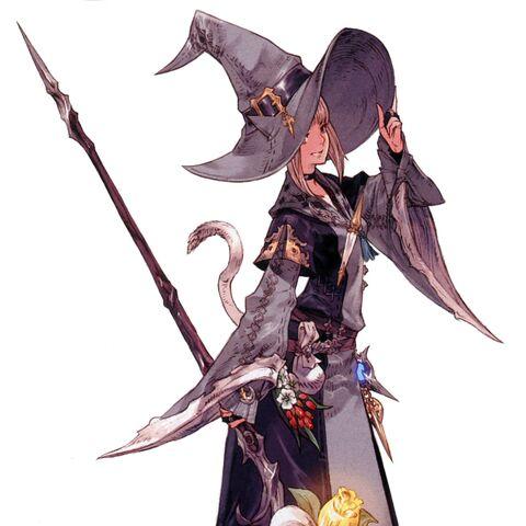 Conjurer in <i><a href=