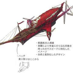 Dominion airship.