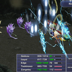 <i>Final Fantasy IV: The After Years</i> (iOS).
