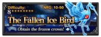 FFBE The Fallen Ice Bird