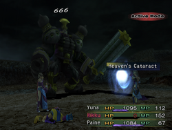 FFX-2 Heavens Cataract