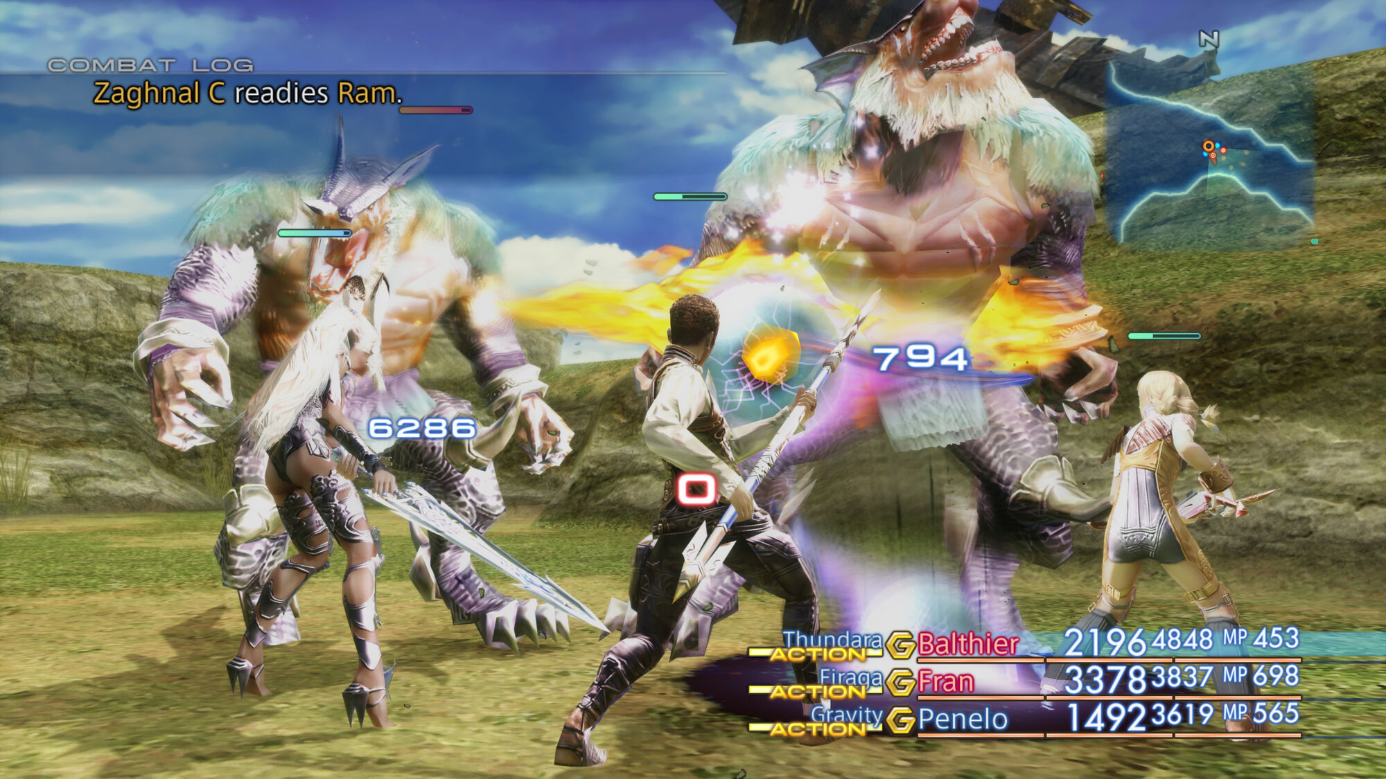 Final Fantasy XII version differences   Final Fantasy Wiki
