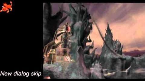 Final Fantasy 7 speedrun - Picture skip (Cloud's past)