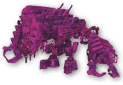 LRFFXIII Dreadnought Omega