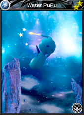 Mobius - Water PuPu R2 Ability Card