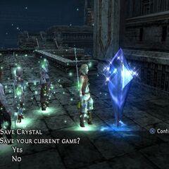 Save Crystal.