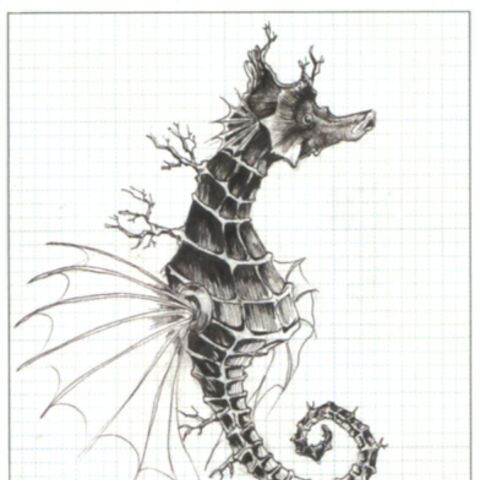 Concept artwork of the Seahorse.