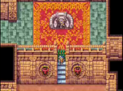 Emperor at the coliseum