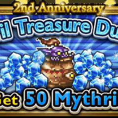 Mythril Treasure Dungeon.