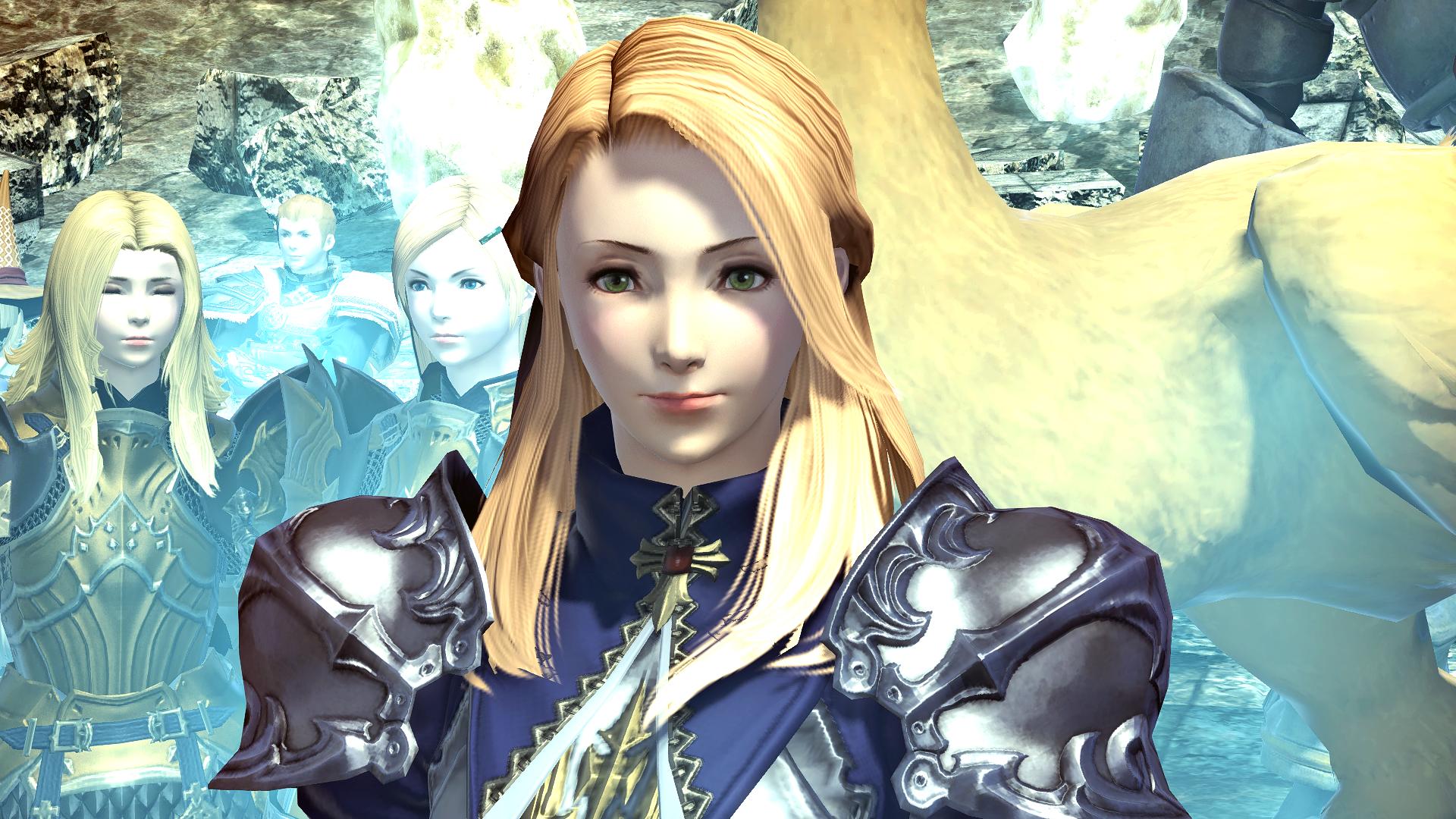 Agrias Oaks Final Fantasy Xiv Final Fantasy Wiki