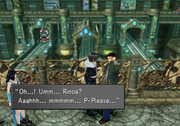 Infinite Potions in Timber from FFVIII Remastered