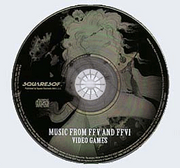 Music from ffv and ffvi