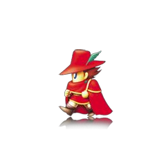 Bartz as Red Mage.