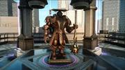 The Fierce Guardian from FFXV Episode Ardyn