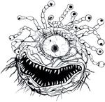 Amano FF1 Evil Eye
