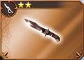 DFFOO Bronze Knife
