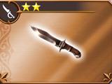 Dissidia Final Fantasy Opera Omnia weapons/Daggers