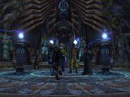 Djose temple inside