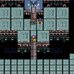 The Japanese dungeon image for <i>Tower of Babil - Heights</i> in <i><a href=