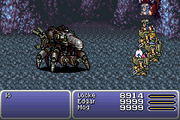FFVI Death-Magitek Bug